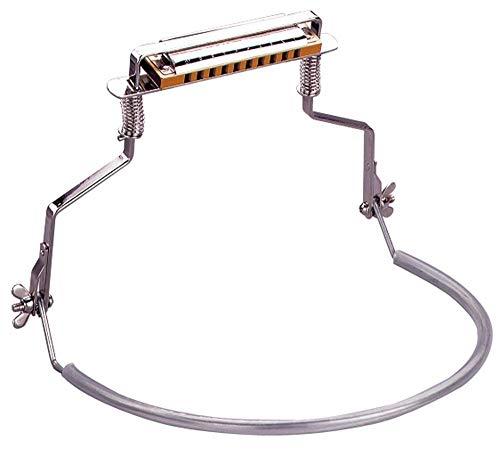Hohner Mundharmonikahalter für 10-Loch Richter Harp