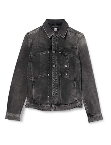 G-Star Scutar Slim Jacket Antic Charcoal LG