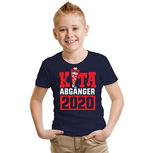 Spaß kostet Kinder Tshirt Kita Kindergarten Abgänger 2020 Jungen Mädchen Grösse 110 bis 140