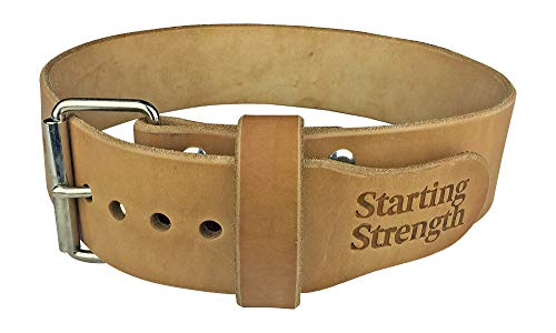 Starting strength weight lifting belt image