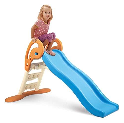 RVTYR Slide hogar Infantil Interior y Exterior de Agua Plegable Aerosol de la Onda de Juguete Escalada de Diapositivas tobogan Infantil Interior