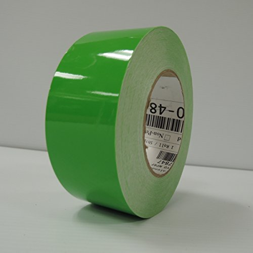 """2"""" 3M Vinyl Striping 150' 25 Colors Available (Light Green)"""