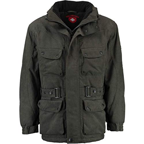 Wellensteyn Motoro Jacket Darkarmy heren