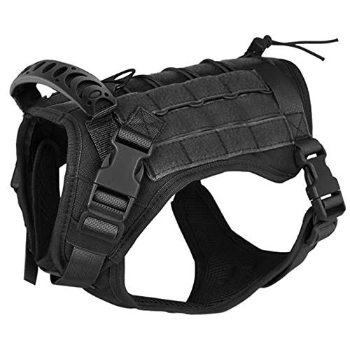 Canine Harness With Handle