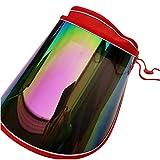 Letdown(TM) Sun Visor Hat UV Protection Headband Packable Visor Caps for Hiking, Golf, Tennis, Outdoors, Running