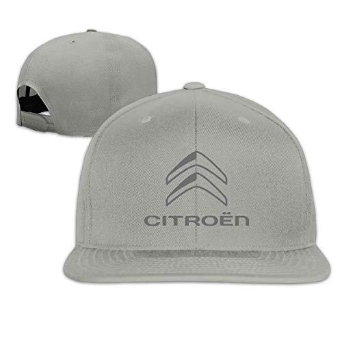hjk Citroen Motors Logo Customized Funny Baseball Cap Hat for Men Women,Black Hüte, Mützen & Caps