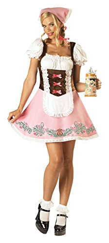 Fetching Fraulein Adult Costume – Small