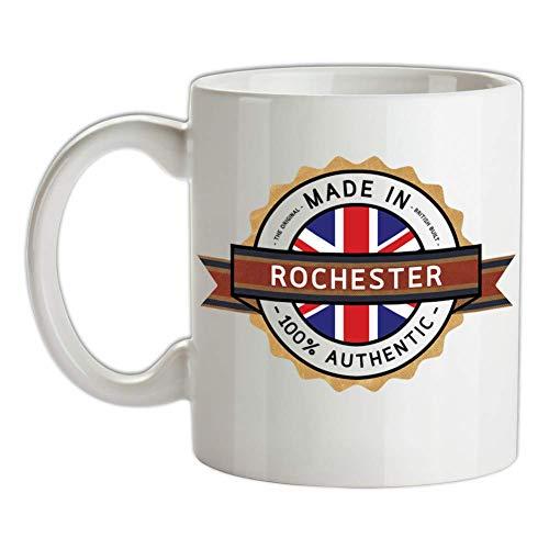 Made in Rochester Becher - Tee - Kaffee - Stadt - Ort - Ort - Zuhause