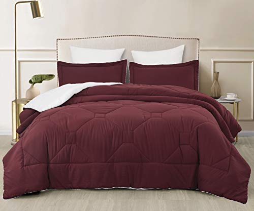 Why Should You Buy SupraSoft Nebulous Ultra Soft Micromink Sherpa Down Alternative Comforter Set