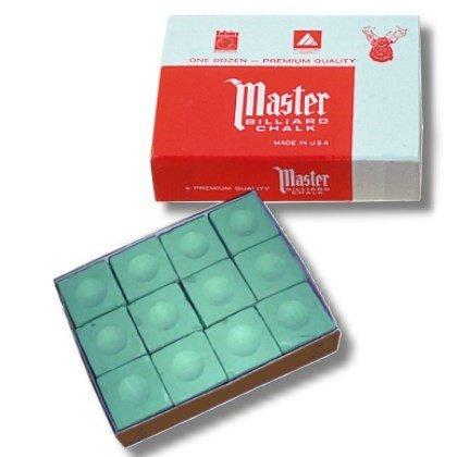 Tiza Master verde (12 unidades)