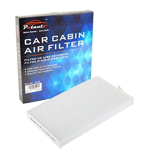 Avalon Camry POTAUTO Car Cabin Air Filter for Lexus Toyota Solara Sienna