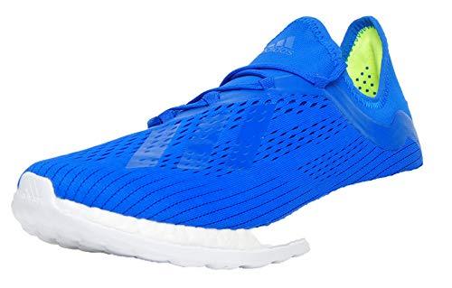 adidas X18+ Adizero TR, Zapatillas de Fútbol Hombre, Azul (Football Blue/Solar Yellow/Collegiate Royal), 46 EU