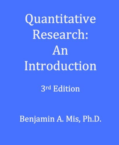 Quantitative Research: An Introduction (English Edition)