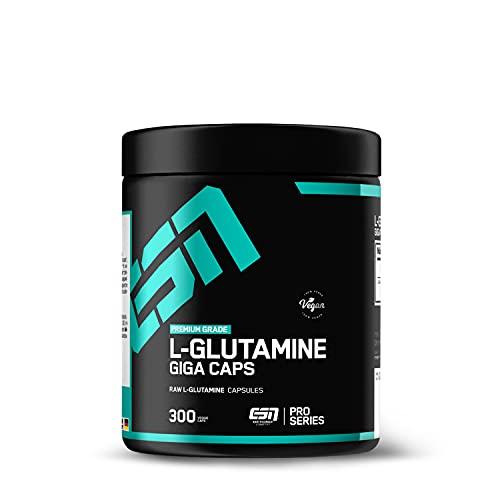 ESN L-Glutamine Giga Caps, 300 Kaps.