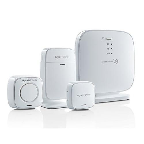Gigaset elements Pack Alarme S - Solution de Surveillance à Distance du Domicile