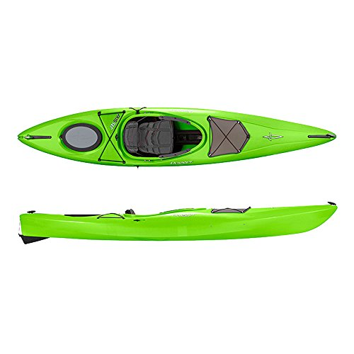 Dagger Axis Adventure Multi-Water Kayak - 12, Lime
