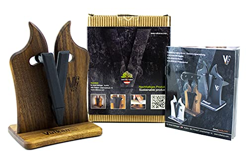 Vulkanus Messerschärfer Wood VG2