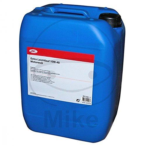 Motoröl 10W40 LL 20 Liter JMC extra Ablasshahn 6502007