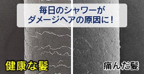カクダイ『浄水ストップシャワーピュアラ(357-910-W)』