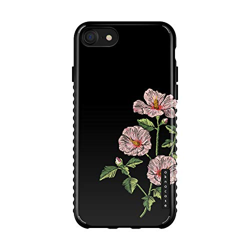 iPhone 8 & iPhone 7 case Floral, Akna Collection Flexible Silicon Cover for Both iPhone 8 & iPhone 7 (719-U.S)