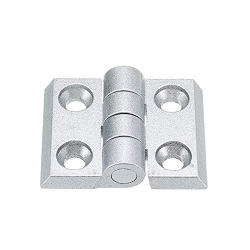 OKIl Machifit 3030 Aluminium-Profil-Zubehör Zink-Legierung Scharnier für 3030 Aluminium-Profil-Extrusionsrahmen