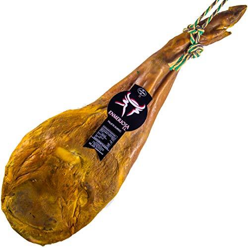 Jamón serrano Salamanca Gran Reserva Duroc Curado (Paleta). Peso aprox,de 4.5 kg. Paletilla. ENTREGA 24-72 HORAS