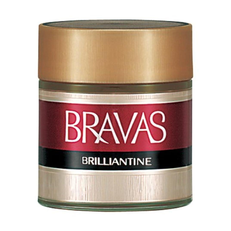 かみそり強調からブラバス ブリランチン 85g