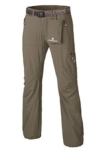 Ferrino 20058N05_46 Pantalon Homme, Marron (Iron Brown)