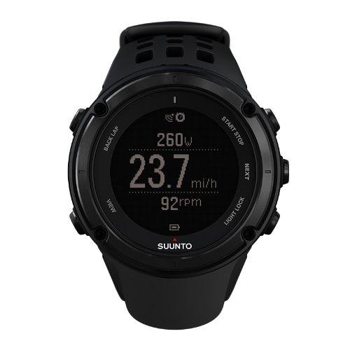 SUUNTO Ambit 2 GPS Running schwarz schwarz
