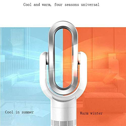 41laPpS0iNL. SS500  - Space Hot Portable Leafless Fan Heater Personal Radiator Tower Heating And Cooling Fan Heater, Air Circulation, for Home…