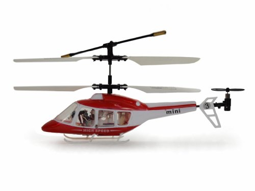 Amewi 25030 - Quick Thunder II 3-Kanal Hubschrauber (farblich sortiert)