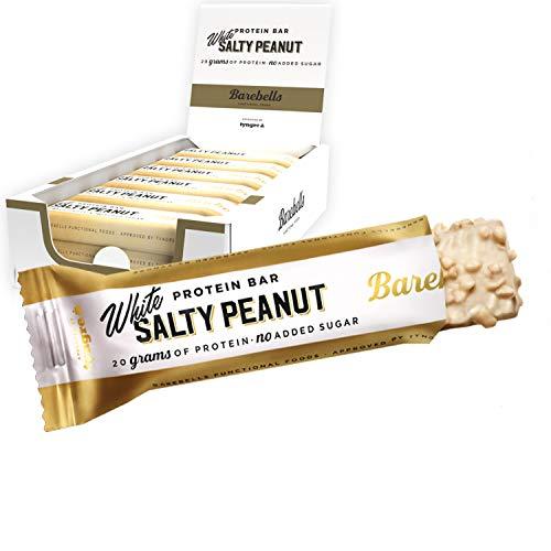 Barebells Protein Bar White Salty Peanut 12x55g