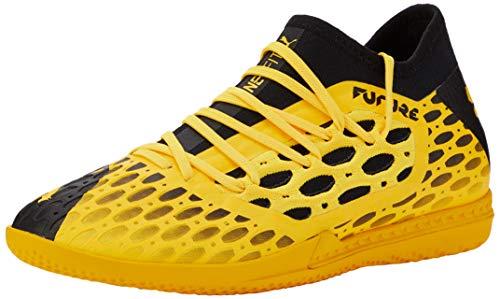 PUMA Herren Future 5.3 Netfit It Laufschuhe, Gelb (Ultra Yellow Black), 43 EU