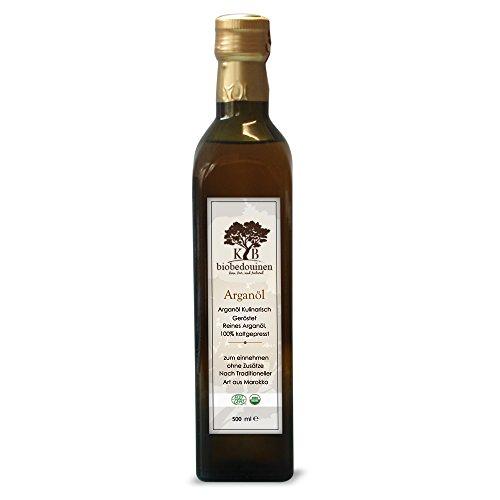 biobedouinen puro arganöl geröstet, kaltgepresst, los Restos qualität. kulinarisch