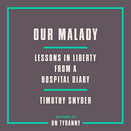 Our Malady  By  cover art