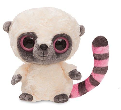 Aurora 13004 Yoohoo - Lémur de Peluche (18cm), Color Rosa