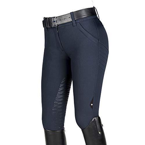 Equiline Pantaloni X Shape da Donna Modello Half Grip