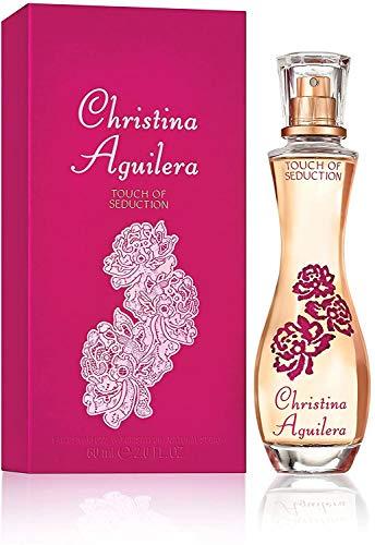 Christina Aguilera Touch de seducción Eau de Parfum para mujer–60ml