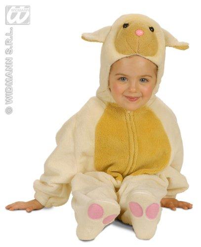 Widmann 2749A - Kostüm Baby Lämmchen