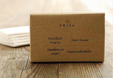 Mouchoirs de papier GFL Prija – 300 x 5pz