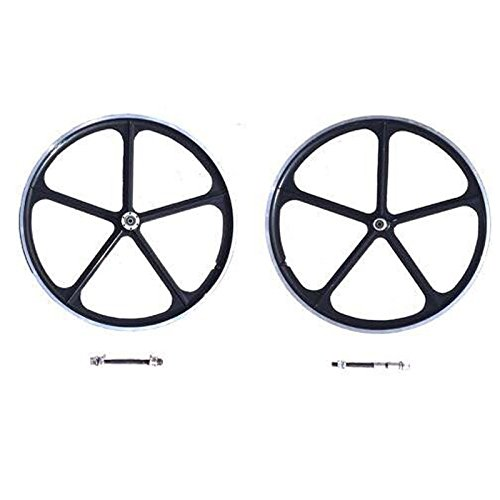 "CDHPOWER 29""/700C Black Aluminum Mag Wheels - 66cc/80CC Gas Motorized Bicycle"