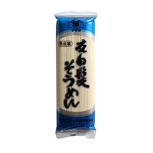 与板製麺所 熟成麺 友白髪そうめん 200g×4袋