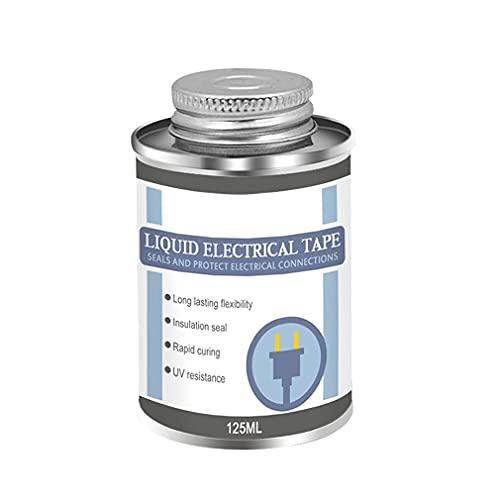 Capa de caucho aislante líquido, pegamento aislante líquido Cinta selladora eléctrica Cable...