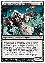 Magic: the Gathering - Shirei, Shizo's Caretaker - Betrayers of Kamigawa