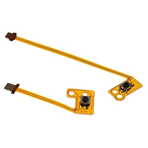 ZL/ZR/L Flex Cable Ribbon Kabel Flexkabel Button Taste Zubehör für Nintendo Switch Controller