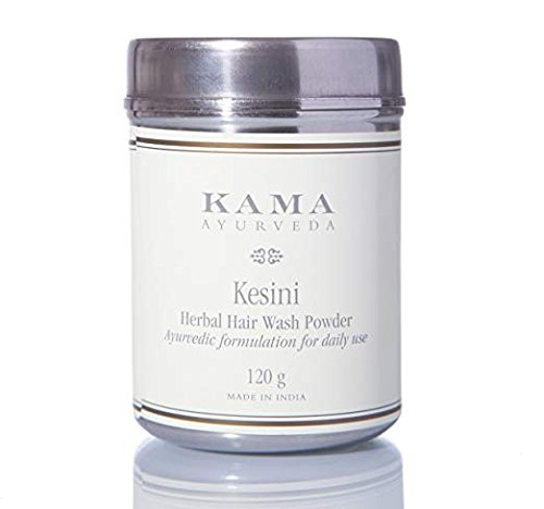 Kama Ayurveda Kesini Ayurvedic Herbal Hair Wash Powder, 120g