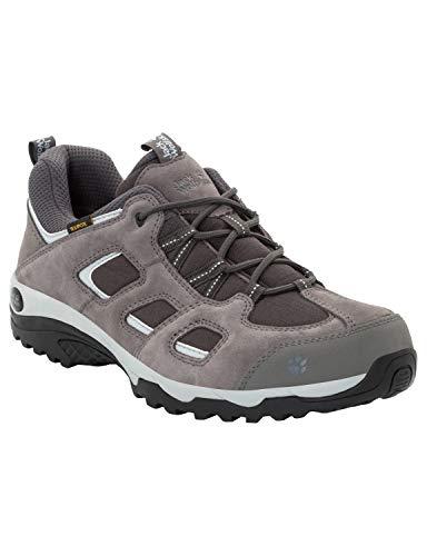Jack Wolfskin Herren Vojo Hike 2 Texapore Low M Wasserdicht Trekking-& Wanderhalbschuhe, Grau (Tarmac Grey 6011), 43 EU