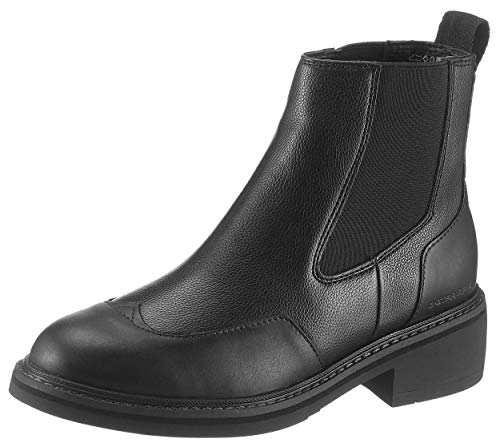 G-STAR RAW Tacoma Chelsea, Boots Femme, Noir B701 990, 41 EU