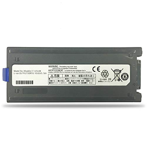 ASKC 10.65V 58Wh CF-VZSU48 CF-19 Laptop Akku für Panasonic Toughbook CF19 CF-19 CF-VZSU28 CF-VZSU48R CF-VZSU48U CF-VZSU50 CF-VZSU58U
