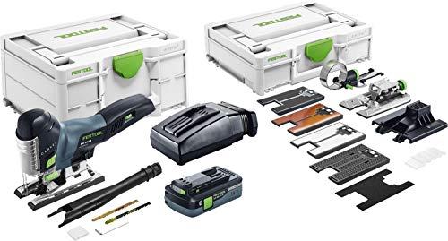 Festool Akku-Pendelstichsäge PSC 420 Li 5,2 EBI-Set CARVEX – 575743